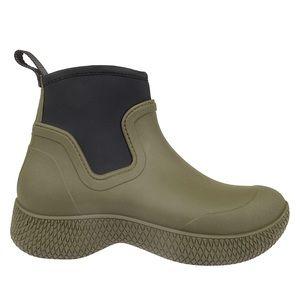 celine round toe rain boots Online